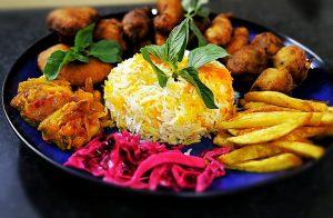 food-plate-service