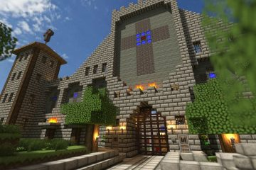 minecraft-weetjes-minecraft-tips-render-castle